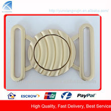 CD7782 Metal Coat Belt Buckles