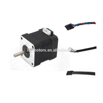 42x42mm Hybrid two phase 42BYGH CNC stepper motor kit