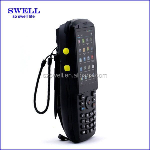 Wholesale unlocked rugged phone supports QR code scan dual core waterproof scanner IP57 android4.2 NFC RFID M3500