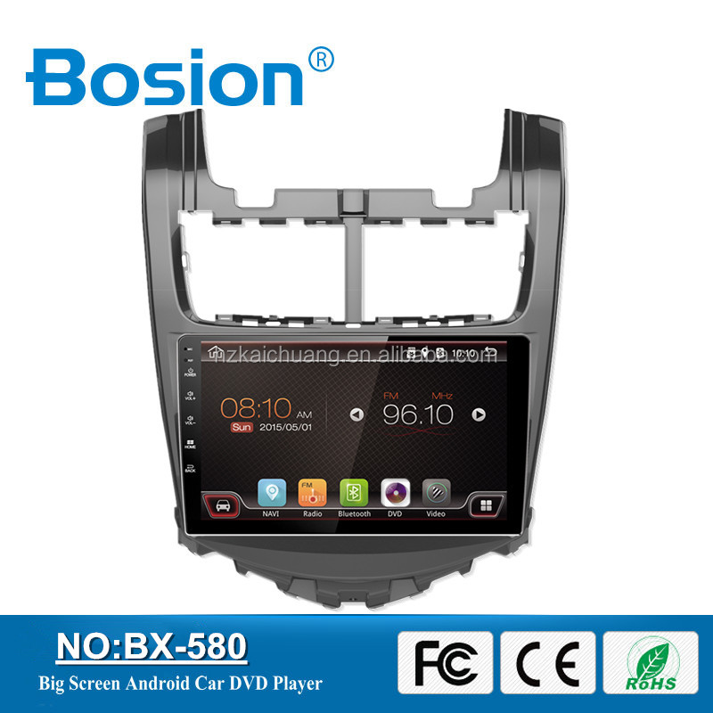 10.1INCH New Android Touch Screen Car Radio GPS Car DVD Chevrolet aveo Car Radio Navigation System with Wifi and 3G