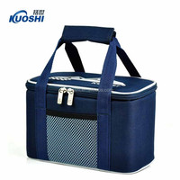 custom insulated lunch delivery cooler bag