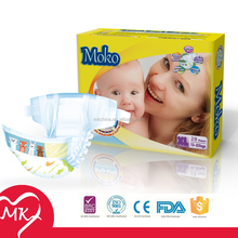 Hot sale on ALIBABA exported only disposable high quality mama honey baby diapers