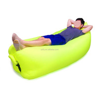 Lamzac Hangout Bean Bag Blow Up Fast Inflatable Couch Lamzac Fatboy Air Sofa Lounger Festival camping sofa sleeping bag