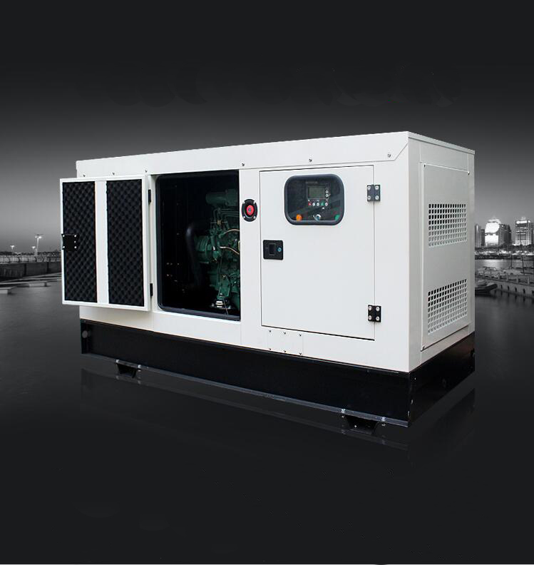 High quality 50kw AC three phase diesel generator silent 60kva diesel <strong>engine</strong> generator price in india