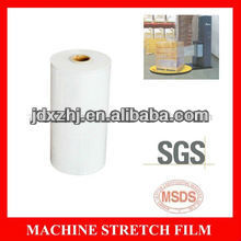 LLDPE Manual /Machine Stretch Film for carton wrap from China Manualfacture
