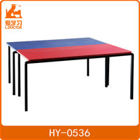 High quality children study table for kids