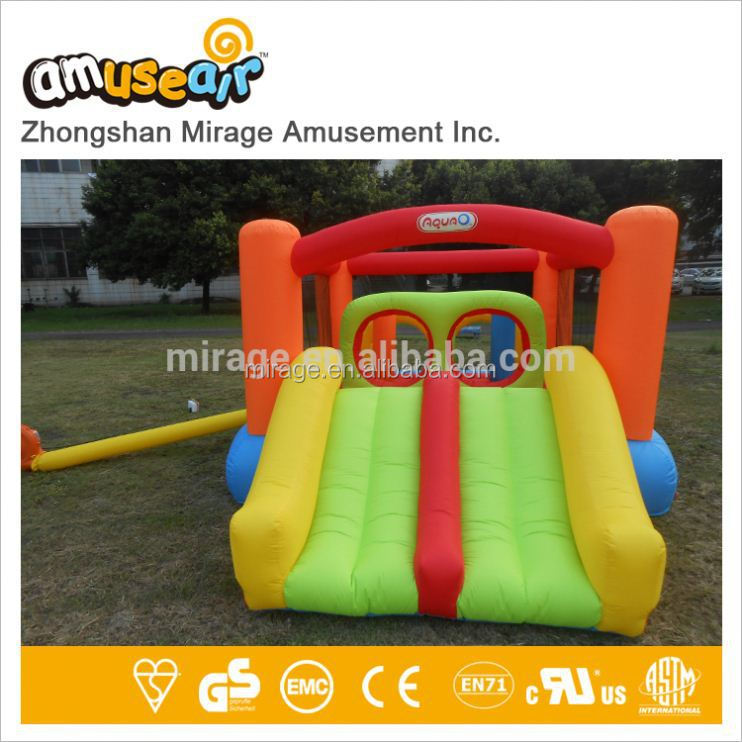 Pvc Tarpaulin Inflatable Princess Bounce House For Kids