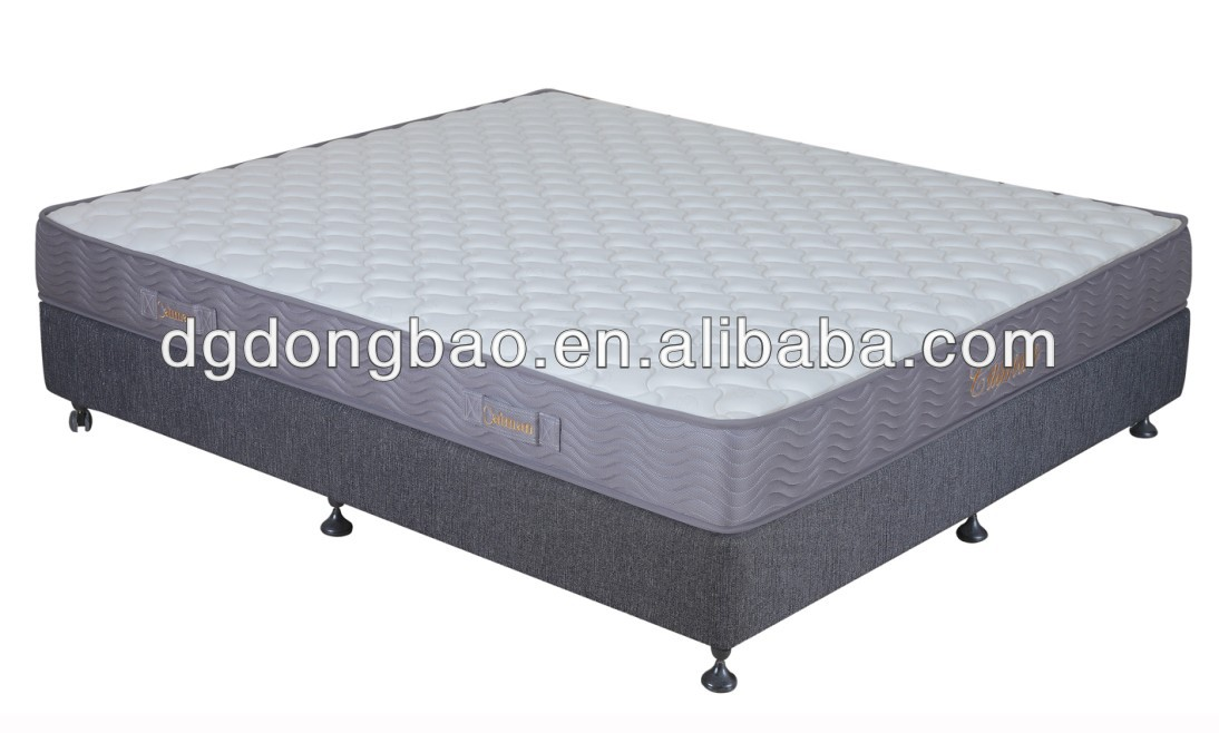 Hot sale middle firm coconut palm spring mattress - Jozy Mattress | Jozy.net