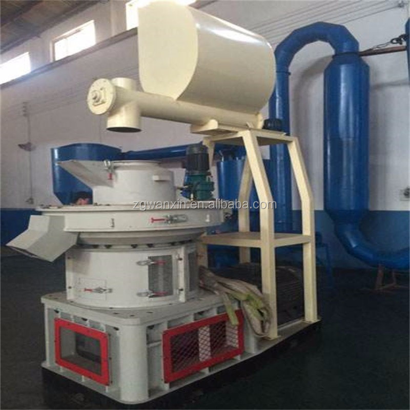 Chicken feed making machine grain pellet extruding machine