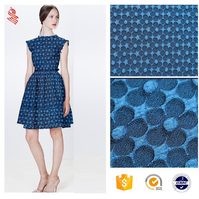 High quality factory types of jacket fabric material blouse viscose spandex fabric