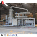 Used motor oil lubricating oil filtration machine for hydraulic oil