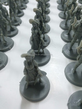 Custom war game miniature figurines