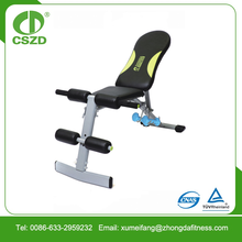 Factory price fitness exercise weight bench