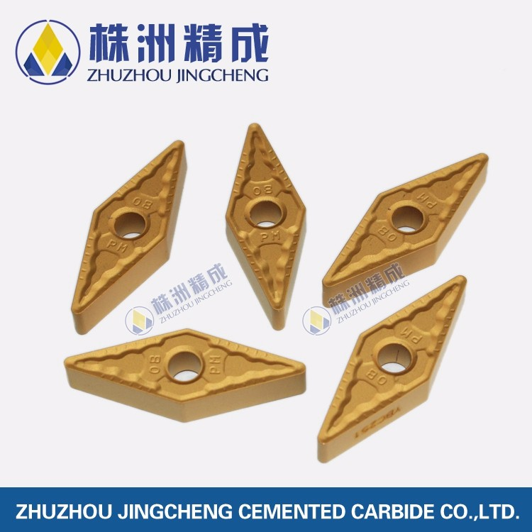 Cemented Carbide Round milling tool tips