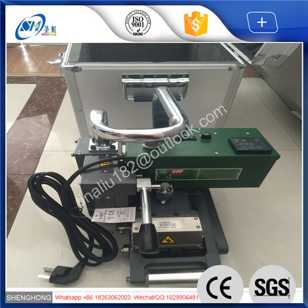 1800W HDPE membrane welding machine with display screen