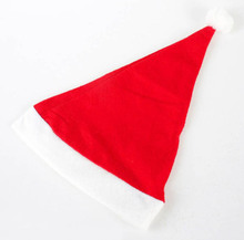 ZH2100 Cheap Santa Claus Hats Dancing Christmas Hat