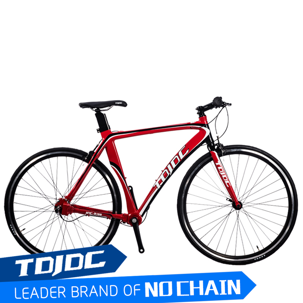 R100 6061 Aluminium Alloy 26'' Inch Road Bike Taiwanese Tech SHIMAN Inner 3 Speed Amazing Style Shaft Drive Chainless Bicycle