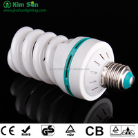 Energy Saving Lamp/ Full Spiral 17MM CFL 80W