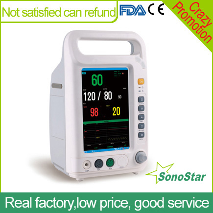 Top quality hotsell medical patient monitor equipment