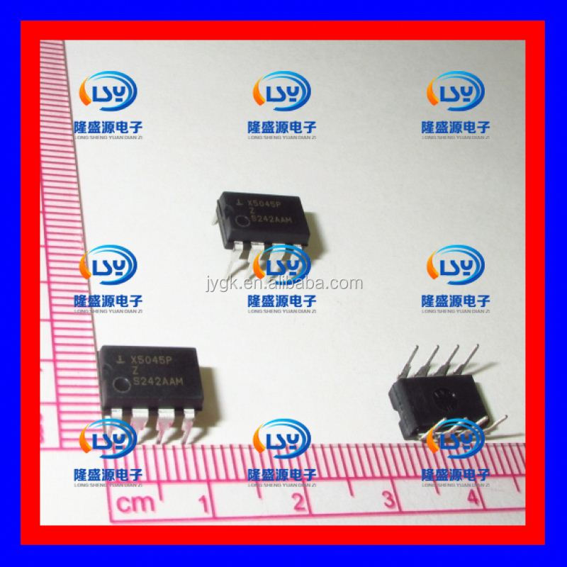 X5045PZ X5045P X5045 INTERSIL DIP - 8 monitoring chip serial 4 k new and original--LSYD2