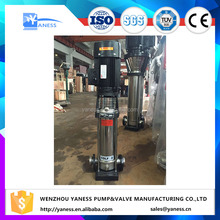 industrial liquid conveying multistage centrifugal pump in swimming pool