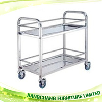 New arrival low price Hotel Maid Trolley