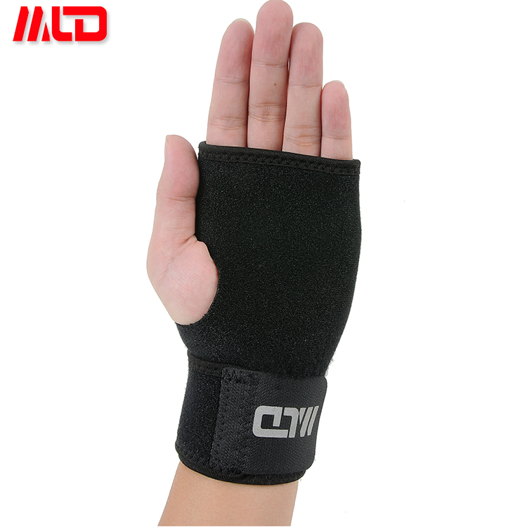 Half-finger Protecting Gloves for Fitness Training Outdoor Sports Hand Wrist Support
