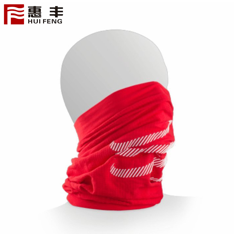 Fashion outdoor motorcycle custom face shield tubular bandana