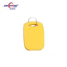 125Khz EM4305 Plastic Waterproof RFID Key Fobs / Smart Key Tags for Access Door Controller , Wholesale