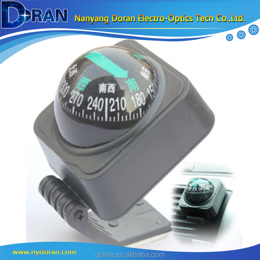 New Pocket Ball Car Compass Boat Truck Navigation compass For Cars