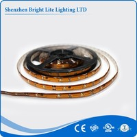 2835 Waterproof IP65 Warm White 30LED UL certificate battery powered led lights strip