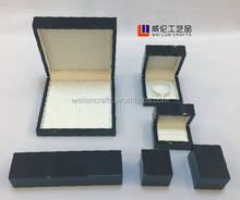 2017 new design wooden jewelry packing box high quality