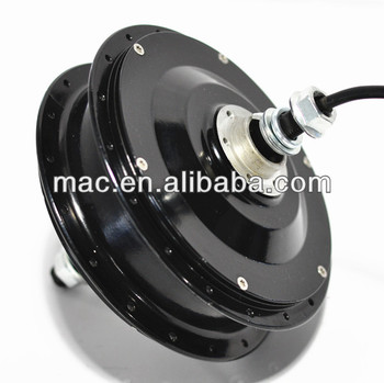 Mac DC hub motor, Brushless DC Motor, bicycle conversion kit