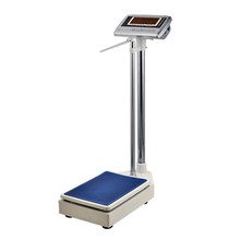 300kg digital height and weight measuring balance scale