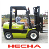 HECHA 3000kg Automatic Diesel Forklift Heli