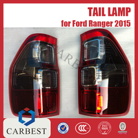 High Quality Black Color Tail Lamp for Ford Ranger 2013
