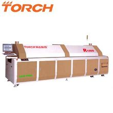 Lead-Free hot air reflow oven/flow air station soldering/SMD Electrical Equipment R1000 (Torch)
