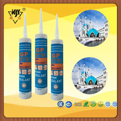 All Purpose Construction Marble Weatherproof Silicone Sealant/Super Seal Silicone Sealant