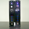 Audio Speak 8 inch speaker system,professional audio,audio equipment.2.0 passive speaker FM/bluetooth/SD/remote control