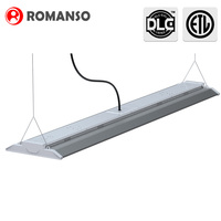 ETL DLC Listed 110W 160W 220W 320W LED Linear High Bay Light