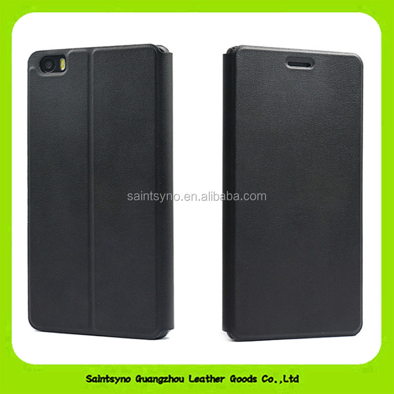 16161 Best brands mobile phone leather case for Xiaomi