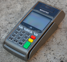 Movotek EFT (Electronic Funds Transfer) POS for Banking, Utility Payments, Retailing, Ticketing, Lottery, Loyalty Programs