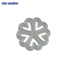craft stencil DIY scrapbooking flower shape metal custom cutting dies