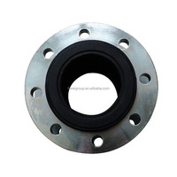 High Seal Single-sphere Flanged Flexible Rubber Joint