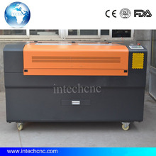 National Day Special!!!cheap mini laser paper cutting machine Intechcnc of 1490 machine for Acrylic, MDF, Leather, plastic