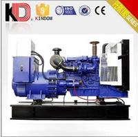 New Arrival 240kw 300kva Electric Dynamo Open Frame Diesel Inverter Generator with PERKINS Engine