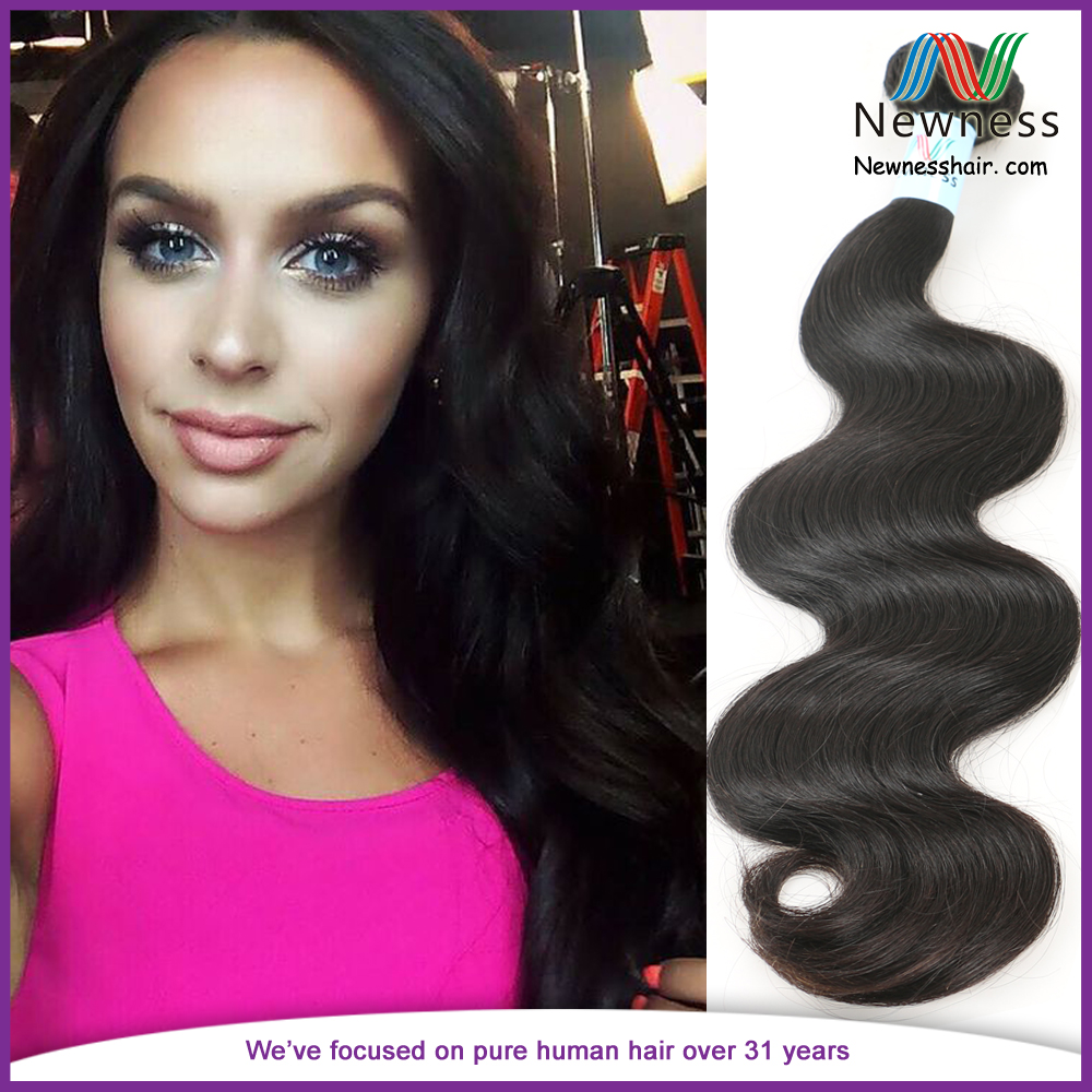 No Tangle 6a Grade Free Weave Hair Packs/Ombre Hair Weaves Cambodian Human Hair Weave Body Wave