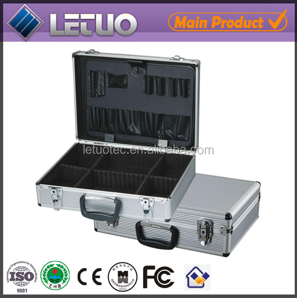 equipment instrument case aluminum carrying case  dog grooming tool box