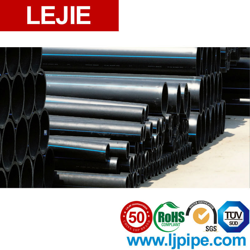 Hdpe 4 Inch 16mm Large Water Supply Pipe