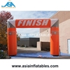Cheap popular custom cube inflatable advertising arch for sale